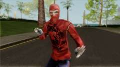 Spider-Man The Game: Wrestler Suit for GTA San Andreas