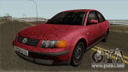 Volkswagen Passat B5 1998 1.9 TDi Lastochka for GTA San Andreas