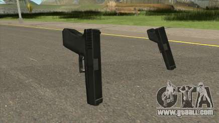 Colt 45 HD (With HQ Original Icon) for GTA San Andreas