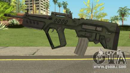 Tavor TAR-21 from Warface for GTA San Andreas