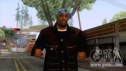 Crips & Bloods Fam Skin 8 for GTA San Andreas
