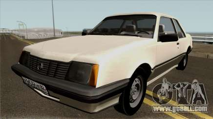 Opel Ascona C 1.6 S 1984 for GTA San Andreas
