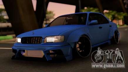 Nissan Cedric Ultimate Bodykit for GTA San Andreas