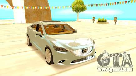 Mazda 6 for GTA San Andreas