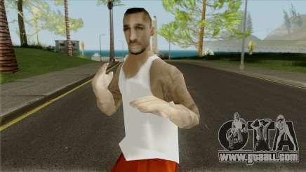 Prisoner for GTA San Andreas