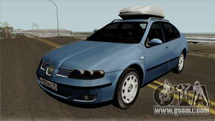 Seat Toledo 1.9 Diesel for GTA San Andreas