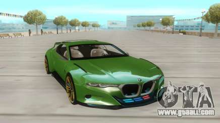 BMW CSL 3.0 for GTA San Andreas