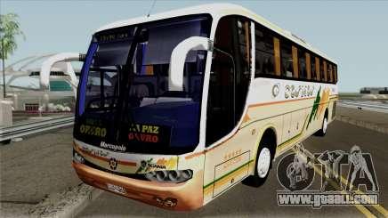 Marcopolo Viaggio 1050 Scania-Flota Cosmos for GTA San Andreas
