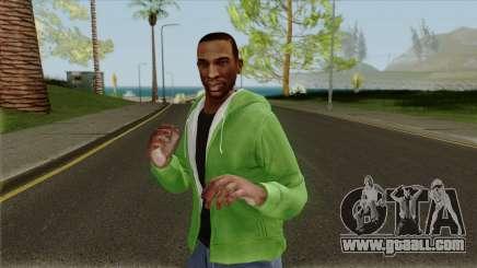 CJ - GTA V for GTA San Andreas