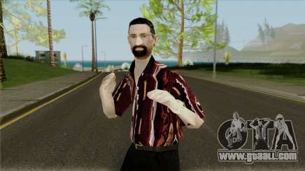 New Businessman for GTA San Andreas