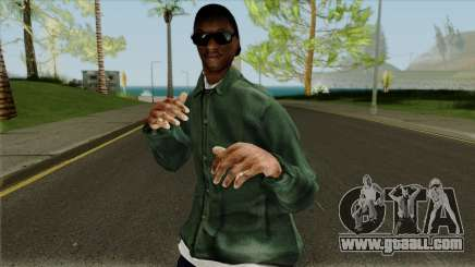 Ryder Masked Skin (Legacy Version) for GTA San Andreas