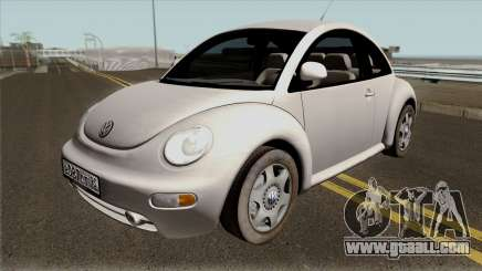 Volkswagen Beetle (A4) 1.6 Turbo 1997 for GTA San Andreas