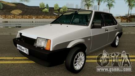 "VAZ 21099 ""Tailed"" for GTA San Andreas"