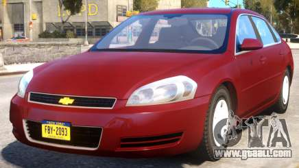 2006 Chevrolet Impala LS for GTA 4