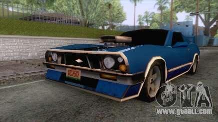 Polaris GT for GTA San Andreas