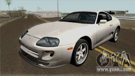 """Toyota Supra """"The Fast And The Furious"""" 1995 for GTA San Andreas"""