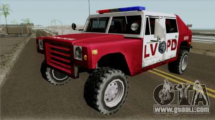 Patriot LVPD for GTA San Andreas