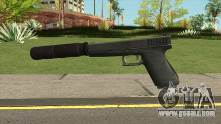 Silenced HD (With HQ Original Icon) for GTA San Andreas