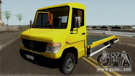 Mercedes-Benz Vario Tow Truck for GTA San Andreas