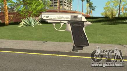 Walther PPK (Low Poly) for GTA San Andreas