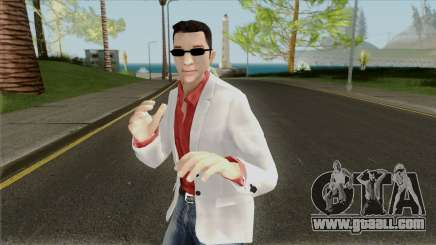 Wuzi White Version for GTA San Andreas