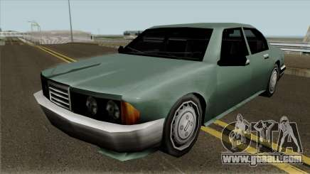 Beamer for GTA San Andreas
