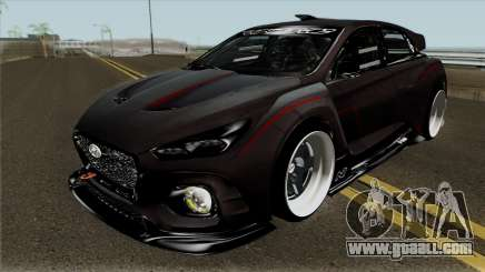 Hyundai RN30 2018 for GTA San Andreas