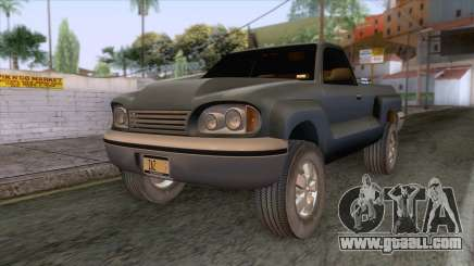 Bobcat HD for GTA San Andreas