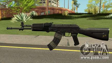 AK-XX Black for GTA San Andreas