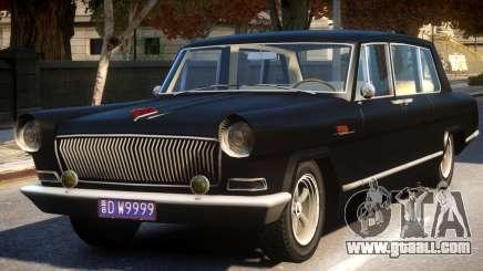 Hong Qi (Red Flag) CA770 Sedan for GTA 4