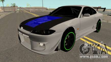 Nissan Silvia Spec R for GTA San Andreas