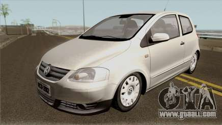 Volkswagen Fox 1.0 for GTA San Andreas