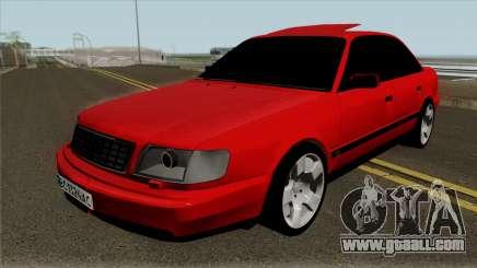 Audi 100 C4 for GTA San Andreas