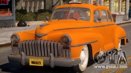 Desoto Suburban Taxi for GTA 4