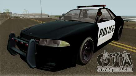 Ford Crown Victoria Police Interceptor for GTA San Andreas