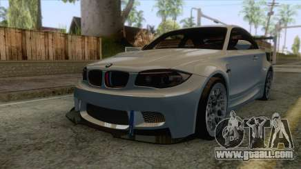 BMW 1 Series M 2011 for GTA San Andreas