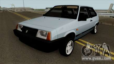 VAZ 2108 Brachypterous for GTA San Andreas