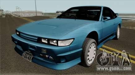 Nissan Sil80 for GTA San Andreas