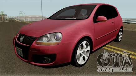 Volkswagen Golf Mk5 GTI for GTA San Andreas