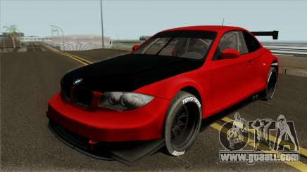 BMW 135i Coupe DTM for GTA San Andreas