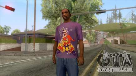 New T-Shirt 1 for GTA San Andreas