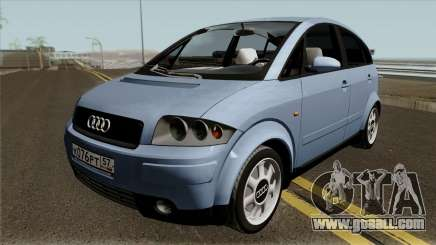 Audi A2 1.8 Turbo for GTA San Andreas