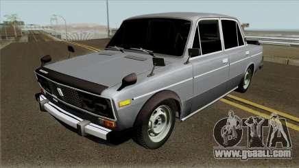 VAZ 2106 Classic Combat for GTA San Andreas