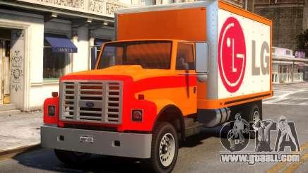 GTA IV LKW Mod Yankee for GTA 4