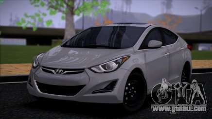 Hyundai Elantra for GTA San Andreas