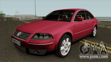 Volkswagen Passat B5+ W8 for GTA San Andreas