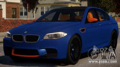 BMW M5 F10 Aige-edit V1 for GTA 4
