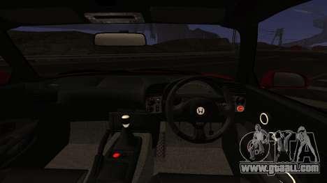 Honda S2k Spoon Sport for GTA San Andreas