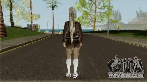 Momiji Cbat Ver1 for GTA San Andreas