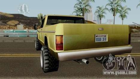Sadler Mad Max for GTA San Andreas